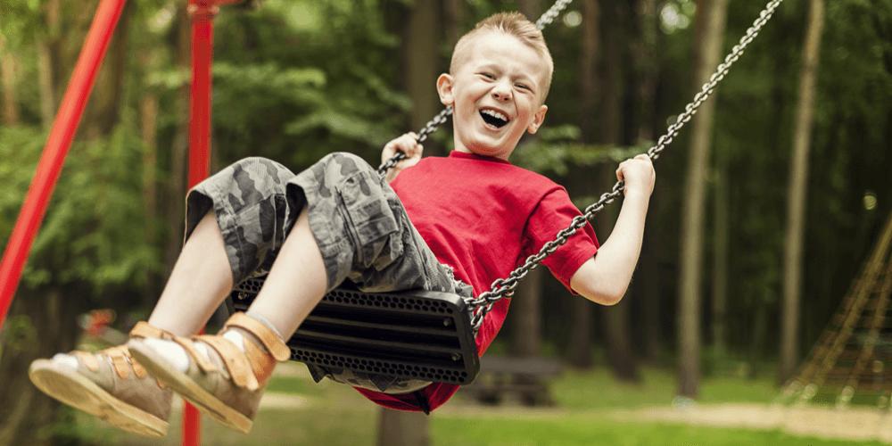 Developmental and Therapeutic Benefits of Swinging